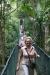 Tirimbina Rainforest Center, am Ende wieder über die Brücke zum Ausgang