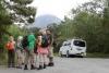 Arenal National Park: Blick zum Vulkan