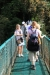 Reserva Monteverde: Wanderung über 8 Brücken, Blick in die Baum-Wipfel