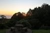 Hotel Fonda Vela: Sonneuntergang