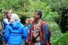 Reserva Monteverde: unser Guide - Giovanni (?), echter Tico