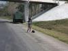 Autobahn in Kuba