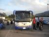 Ankunft in Holguín: unser Bus für die nächsten 2 Wochen