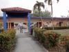 Anfang in Holguín, Hotel El Bosque
