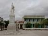Stadt Holguín, Zentraler Platz wie in allen Städten
