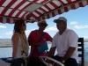 Santiago, Insel Cayo Granma, Überfahrt