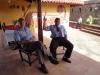Baracoa, beim Mittagessen