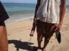 Ausflug ans Meer bei Baracoa, frischer Fang