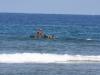 Ausflug ans Meer bei Baracoa, Fischer
