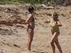 Ausflug ans Meer bei Baracoa, Entspannung am Strand