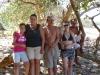 Ausflug ans Meer bei Baracoa, unsere Gastgeber