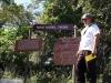 Hochplateau, Startpunkt der kleine Wanderung zum ehemaligen Revolutions-Camp