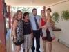Auf der Fahrt, Besuch bei der Familie von Jarra, unserem Busfahrer