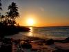 Guardalavaca, Abend-Stimmung am Meer