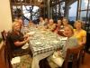 Guardalavaca, Abendessen