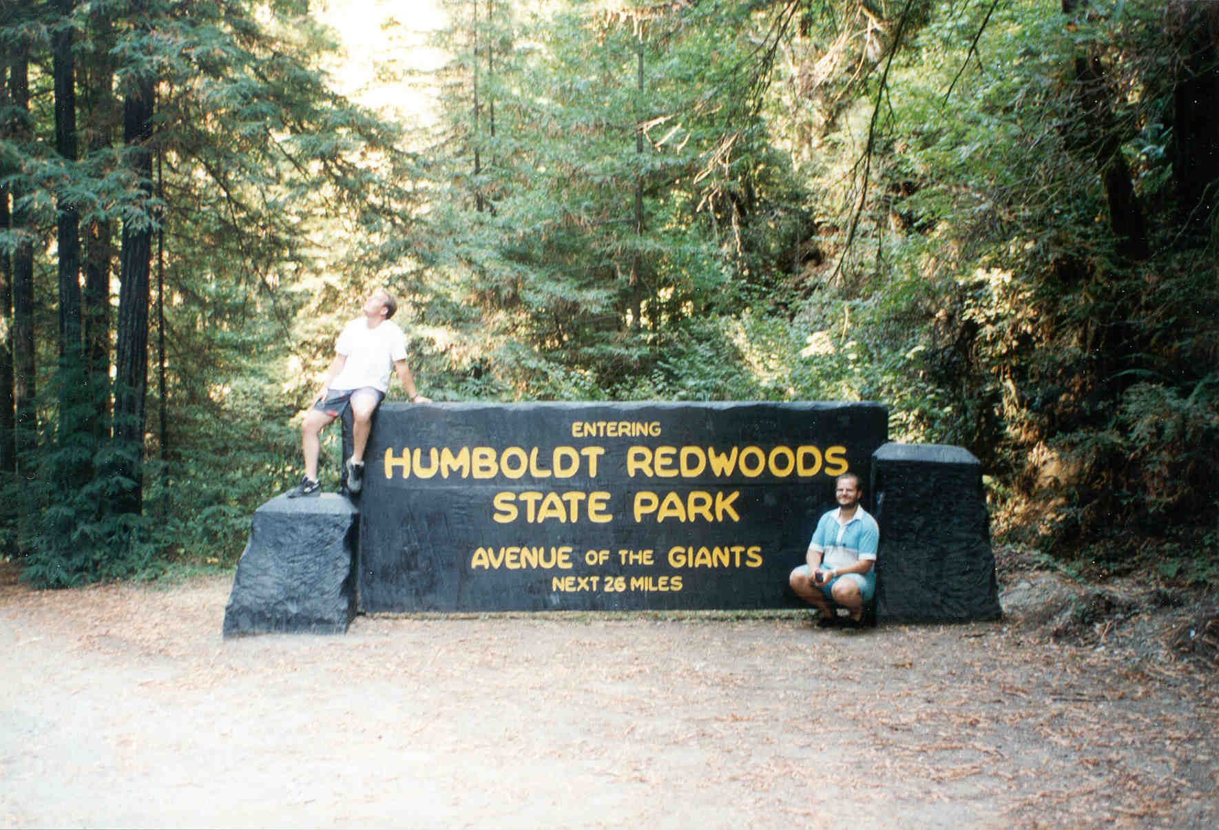 Weekend Redwoods National Park