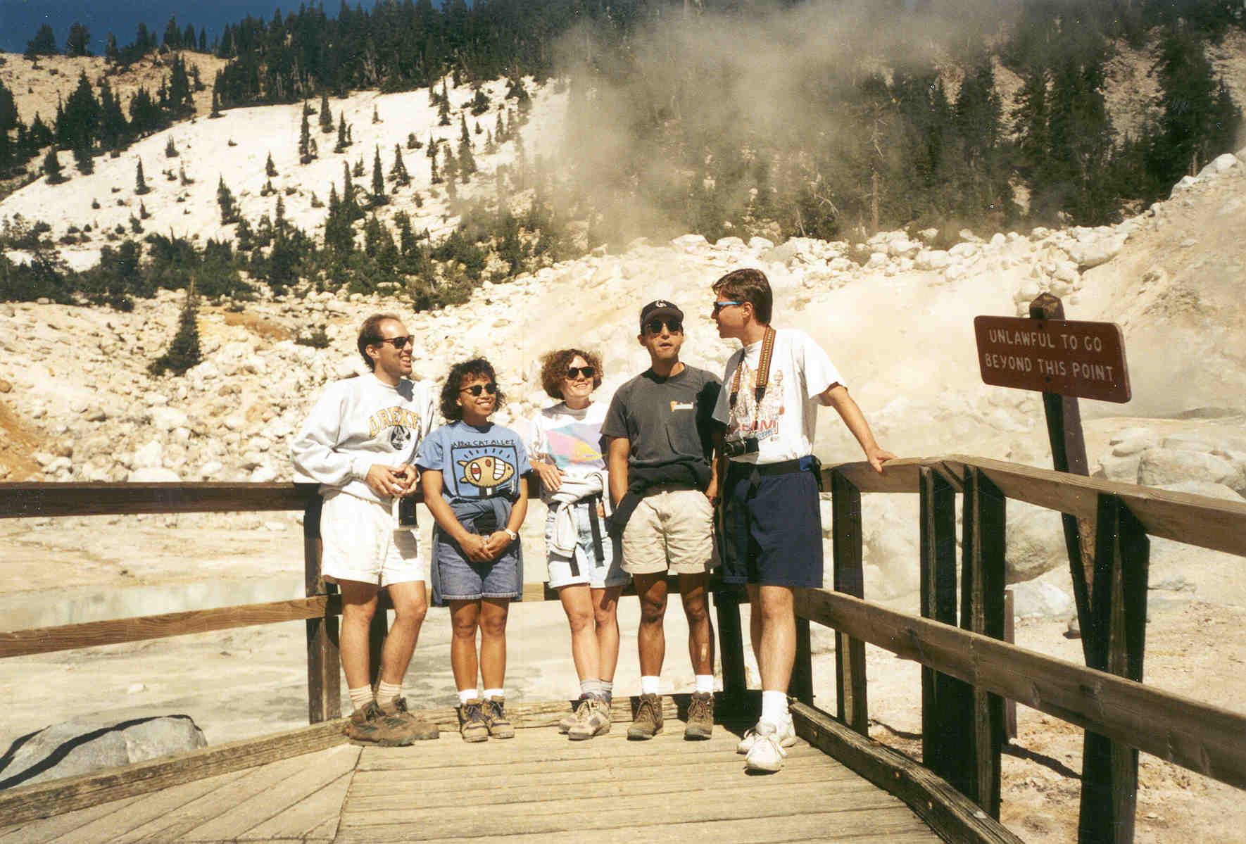 Trip to Lassen Volcanic Park