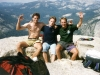 Yosemite National Park - Top of Half Dome