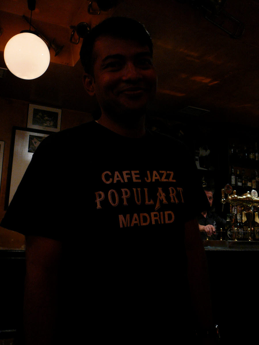 Jazz-Club: Populart