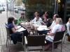 Treffen zur Vorbesprechung, Stadtkaffee Sindelfingen