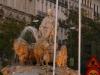 Abendspaziergang, Plaza de Cibeles