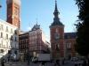Stadtführung: Typische alte Ziegelbauten