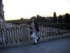 Vor dem Palacio Real
