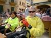 2. Tour (8.4.): Rückweg, Marktplatz in Petra