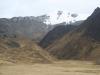 Gletscher, Ursprung des Urubamba