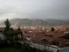 Cuzco, Ausblick auf Stadt