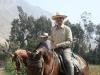 Landgut bei Lima, Herbert's erste Reitstunde