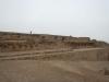Antike Ruinen ausserhalb Lima's