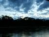 Sonnenuntergang auf dem Madre de Dios