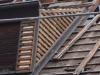 Tag 1 (Mit): Vordere Dachgaube, Konterlattung, kaum isoliert