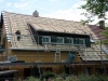 Tag 5 (Di): Unterbau Dachgaube und Konterlattung hinten fertig