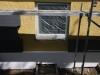 Wärme-Isolierung der kompletten Fassade