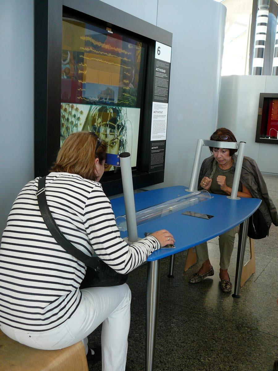 2. Tag, Ciudad de las Ciencias: Wissenschafts-Museum