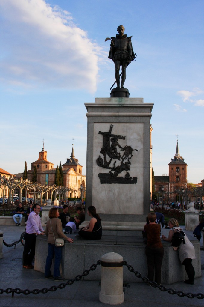 Alcalá de Henares, City of Cervantes y Don Quijote