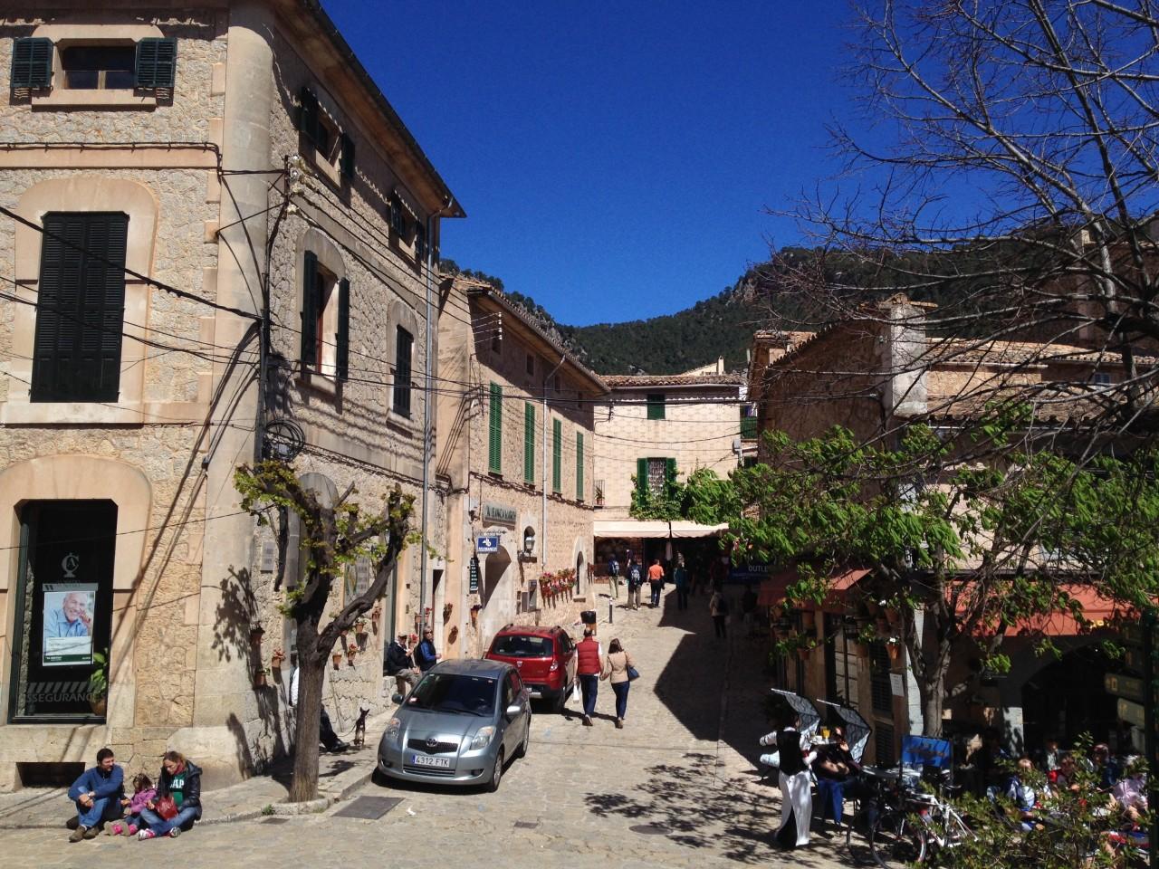 Mallorca 2014, 5.4. Valdemossa