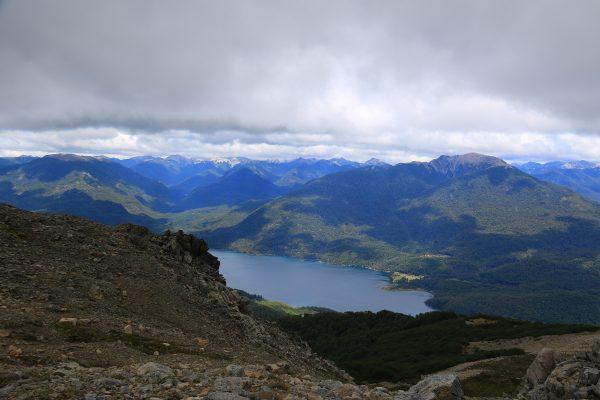 Cerro Mallo - Lago Lácar